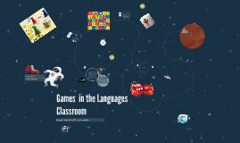 AFMLTA Games  in the Languages Classroom