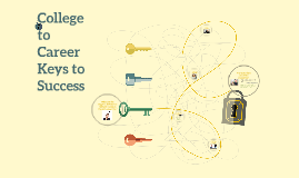 College to Career Keys to Success