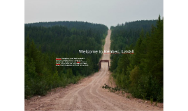 My new town: Kenbec, LaVall