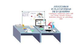 Copy of Ambientes viruales de aprendizajes. 19 plataformas E-leargning