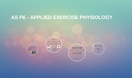AS PE - APPLIED EXERCISE PHYSIOLOGY