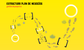 Copia de Copy of Estructura del Plan de Negocios