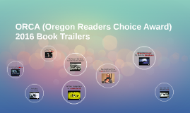 ORCA (Oregon Readers Choice Award)