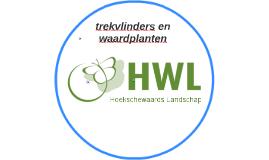 trekvlinders en waardplanten