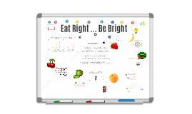 復刻版 eat right (right side has supplement