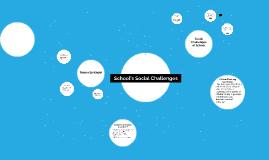 School's Social Challenges