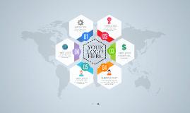 Copy of Hexagon Infographic - Free Prezi Template