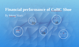 Copy of Copy of Financial performance of CoBC Shoe