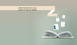 Author book project by:Maryam Khalid