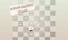 MIRIAM GALINDO