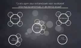"Copy of ""Gratis open source handboek voor kwalitatief informatica-on"