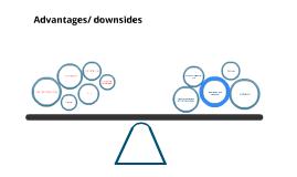 Advantages/ Downsides
