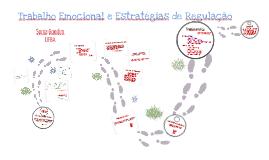 Trabalho Emocional e Estratégias de Autorregulação