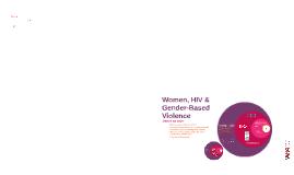Copy of Women, HIV & GBV