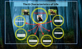 The 6 Characteristics of Life by Angelica Kowalski-Lee on Prezi