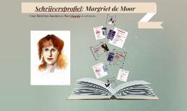 Schrijversprofiel: Margriet de Moor