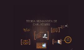 Copy of TEORIA HUMANISTA DE CARL ROGERS