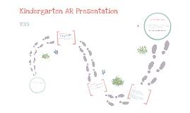 Kindergarten AR Presentaion