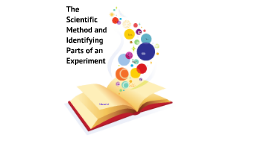 Copy of Scientific Method and Identifying Parts of an Experiment