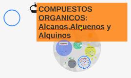 Copy of COMPUESTOS ORGANICOS