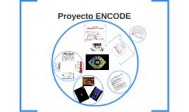 Proyecto ENCODE