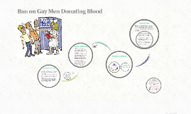 Gay Men Donating Blood
