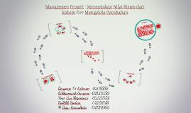 Manajemen Proyek : Menentukan Nilai Bisnis dari SIstem dan M