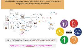 NORMA Oficial Mexicana NOM-015-SSA3-2012, Para la atención i