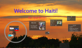 Welcome to Haiti Creole