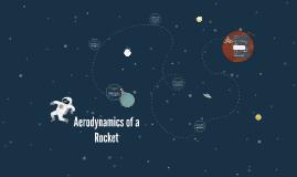 Aeorodynamics of a Rocket