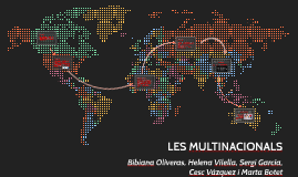 LES MULTINACIONALS