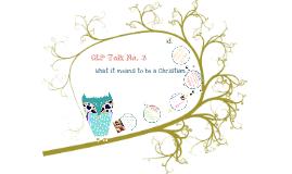 CLP Talk 3