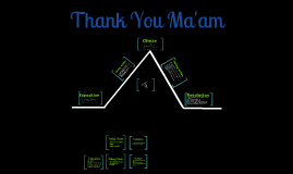 summary of thank you ma am