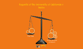 Copy of University of California v. Bakke
