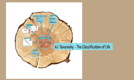 A1 Taxonomy - The Classification of Life