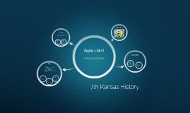 Kansas History Ch. 1 Part II