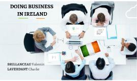 Doing Business in Ireland