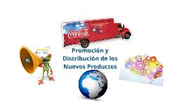 Copy of Promocion  y Distribucion nuevos productos