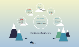 The Elements of Crime