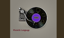 Phonetic Language