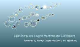 Copy of Solar Projects: Maritimes and Gulf Region