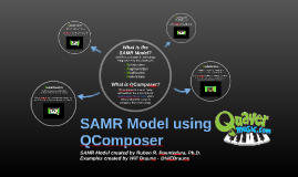 SAMR with Quaver Music