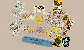 Copy of Historia del Comic