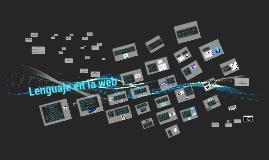Lenguaje en la web