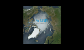 WWF - ArkGIS (Arctic Geographical Information System)