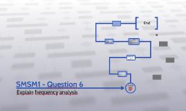 SMSM1 - Question 6