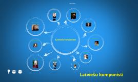 Copy of Mūsdienu latviešu komponisti