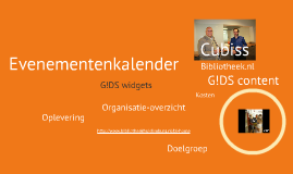 Copy of Nieuwe G!DS-widgets