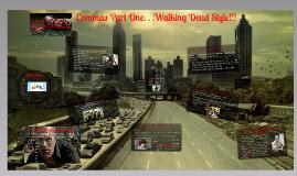 Commas. . .Walking Dead Style!!!