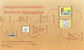 Integrierte Gesamtschule Mannheim-Herzogenried